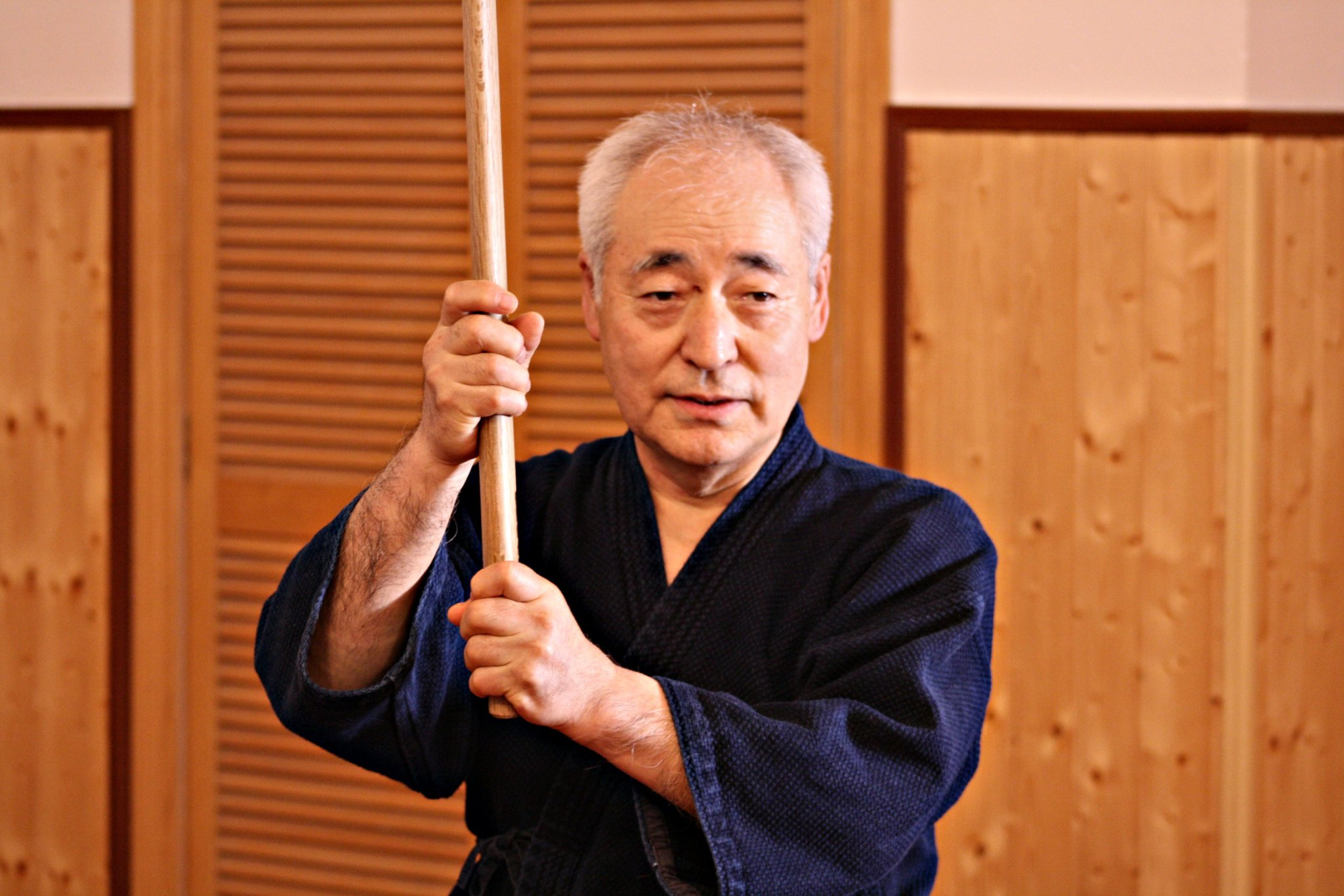 Tetsutaka Sugawara Sensei